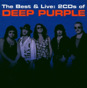DEEP PURPLE-BEST & LIVE (US IMPORT) CD NEW