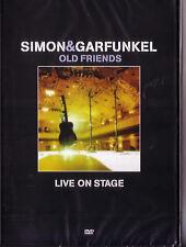 DVD (NEU!) . SIMON & GARFUNKEL Old Friends live on Stage (Everly Brothers mkmbh