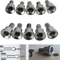 KE_ AG_ AU_ 10x 25mm PH2 Dimpler Drilling Bits for Drywall Plasterboard Vanadi