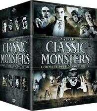 Universal Classic Monsters Complete 30-Film 21 DVD Collection New Sealed Box Set
