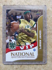 2010 Upper Deck VIP National Convention LeBRON JAMES