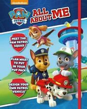 NICKELODEON PAW PATROL ALL ABOUT ME - PARRAGON BOOKS, LTD. (COR) - NEW BOOK