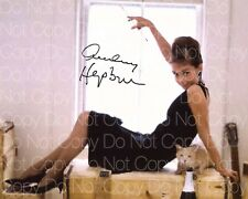 Breakfast Tiffany's Audrey Hepbern signed photo 8X10 picture poster autograph RP
