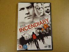 DVD / INCENDIARY ( MICHELLE WILLIAMS, EWAN McGREGOR, MATTHEW MACFAYDEN )
