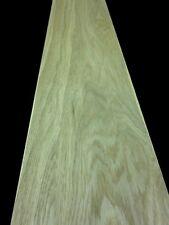 """Oak veneer - wood veneer sheet - 2200mm x 200mm - real wood -  86,6"""" x 7,87"""""""