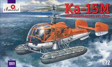 1/72 Ka-15M anti-submarine version  Amodel 7277 Model kit