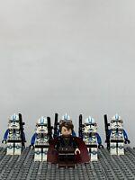 star wars clone trooper minifigures lot
