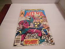 NOVA (1st Series) #11 COMIC BOOK MARVEL COMICS THE SPHINX