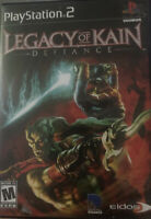 💽Legacy of Kain: Defiance - Playstation 2 Game PS2 Complete Original owner💽