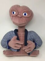Universal E.T Extra Terrestrial 15 Inch Plush Soft Toy RARE