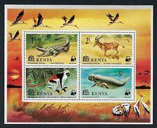 Kenya - Beautiful 1977 MNH Souvenir Sheet Scott 93a........91N........S 0308