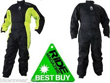 RICHA TYPHOON ONE PIECE OVER Rain SUIT WATERPROOF MOTORCYCLE RAIN OVERALL