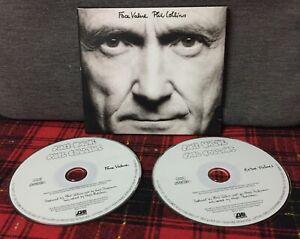 Phil Collins - Face Value - CD Editoriale Doppio Disco in ottime Condizioni N
