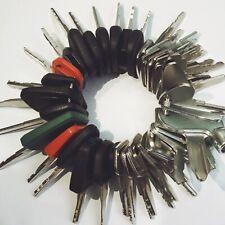 49 Keys Heavy Equipment Construction Ignition Key Set Cat Case Komastu Volvo
