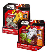 Star Wars Box Busters Starter Set 2-Packs Assortment (4) Spin Master Giochi amp