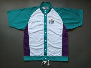 PAU ORTHEZ Vintage Basketball Jersey Training Shirt Retro Nike Euroleague France