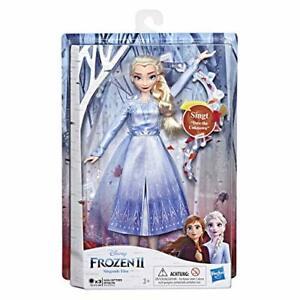 Hasbro E6852GC0 Disney Frozen 2 Die Eiskönigin Singende Elsa Puppe ab 3 Jahren