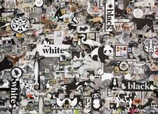 Black & White Animals 1000pcs by Cobble Hill Jigsaw Puzzle Game Toys Cob80033