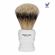 Trueffit & Hill:Wellington pennello da barba in tasso -manico resina porcellana