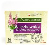 Epilobium Parviflorum Herbal Extract _Prostate_ (60 tabs.) Colfarm Poland