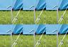 Zeltheringe 6Stk Zelten Camping Zubehör Heringe Zeltspanner Zeltnägel 23cm