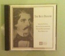 wiener philharmoniker / willi boskovsky  THE BLUE DANUBE strauss festival CD