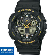 CASIO G-SHOCK GA-100GBX-1A9ER⎪GA-100GBX-1A9⎪ORIGINAL⎪ENVIO CERTIFICADO⎪GOLD⎪XL