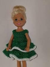 Handmade Chelse/Kelly mattel doll clothes - Green