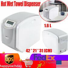 Automatic Paper Towel Dispenser Hot Wet Towel Dispenser Wet Wipes Machine 110V