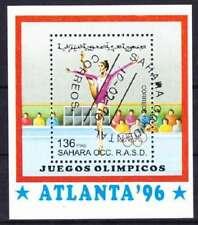 Sport Turnen Olympiade Atlanta Marokko Westsahara Block 1996, Olympic games