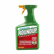 Roundup AC - 1 Liter - Unkrautbekämpfung Unkraut Unkräuter Glyphosat-frei