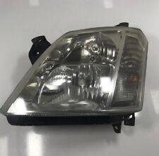 Vauxhall Meriva PASSENGER LEFT HEAD LIGHT LAMP 93294337 Active