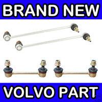 Volvo V70, XC70 (01-08) S60 (-09) Front & Rear Suspension Drop Link Rod Kit (x4)