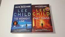 LEE CHILD - JACK REACHER 2 BOOK BUNDLE S7