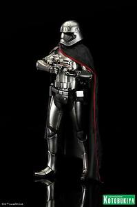 """Star Wars First Order Captain Phasma - 8"""" Scale Figure - Limited Edition - ArtFX"""