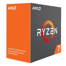 AMD Ryzen 7 1700X - 3.4GHz Octa Core Socket AM4 Processor