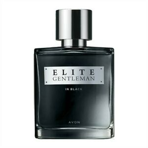 Avon Elite Gentleman In Black For Him Eau de Parfum 75  ml
