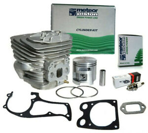 Meteor Cylinder Piston kit for Husqvarna 575 575XP 51mm with Caber rings