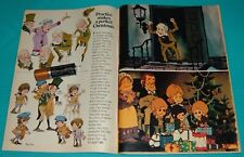 1978 TV CHRISTMAS ARTICLE~SKINFLINT~EBENEZER SCROOGE~NBC ANIMATED SPECIAL