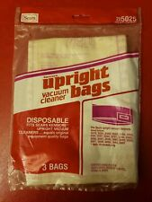 Kenmore Upright Vacuum Cleaner Bags # 205025 (see photos for compatible models)