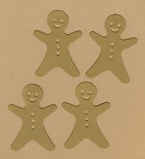 Gingerbread Man #1 Die Cuts - AccuCut