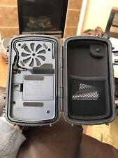 Eco Extreme 3.5mm AUX Waterproof Portable Speaker Case Black