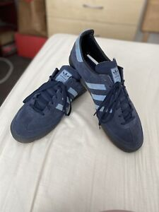 ADIDAS JEANS UK 13 NAVY & BLUE