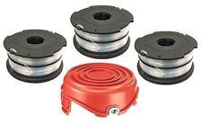 Bump Cap RC-065-P + 3 Replacement Spools for Black & Decker GH700/GH710/GH750