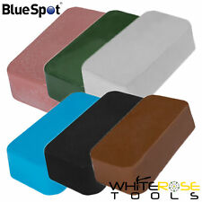 BlueSpot Polishing Compound Bar Polisher Metal Steel Buffing Cleaning 440-550g