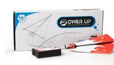 Diy Power up Fold Electrical motor Paper Plane Airplane Educational Toy kit New
