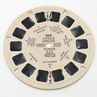 View-Master Reel # 164 Cypress Gardens Florida USA  viewmaster
