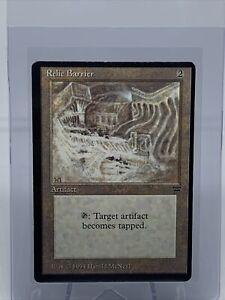 MtG Legends ***Relic Barrier*** (U) Vintage Magic