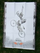 "2005, SE Racing BMX, Freestyle, Dirt Bicycle Poster 24""x34"""