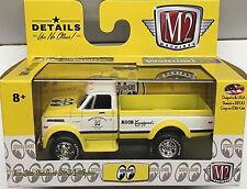 M2 2018 Walmart Exclusive MOONEYES 1970 CHEVROLET C60 TRUCK